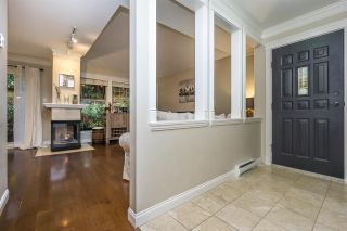 "Photo 3: 31 65 FOXWOOD Drive in Port Moody: Heritage Mountain Townhouse for sale in ""FOREST HILL"" : MLS®# R2144212"