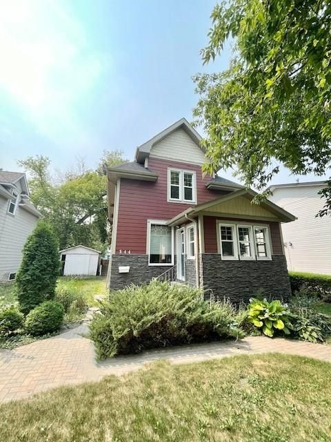 Main Photo: 344 16th Street in Brandon: University Residential for sale (A05)  : MLS®# 202115463