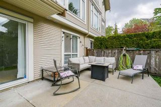 "Photo 34: 25 20120 68 Avenue in Langley: Willoughby Heights Townhouse for sale in ""The Oaks"" : MLS®# R2573725"