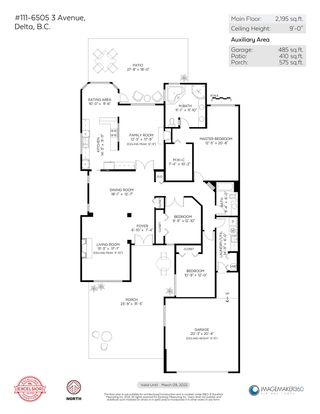 "Photo 34: 111 6505 3 Avenue in Delta: Boundary Beach Townhouse for sale in ""MONTERRA"" (Tsawwassen)  : MLS®# R2601751"