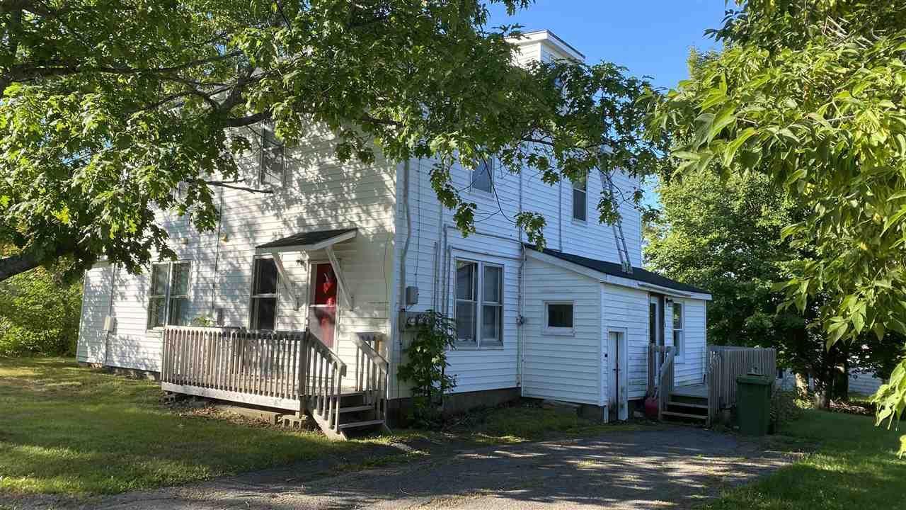 Main Photo: 2175 Greenwood Street in Westville: 107-Trenton,Westville,Pictou Multi-Family for sale (Northern Region)  : MLS®# 202018136