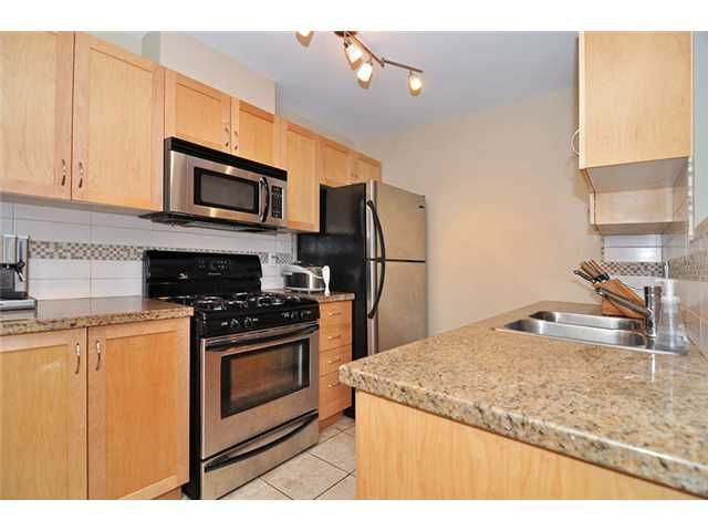 Main Photo: 29 638 W 6TH Avenue in Vancouver: Fairview VW Townhouse for sale (Vancouver West)  : MLS®# V1039662