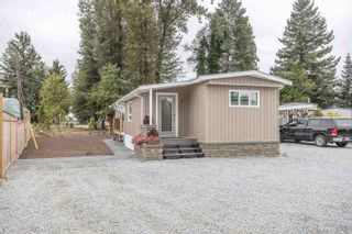 """Photo 1: 4 8953 SHOOK Road in Mission: Hatzic Manufactured Home for sale in """"KOSTER MHP"""" : MLS®# R2613582"""