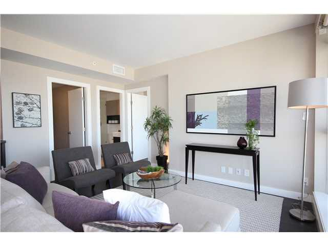 Main Photo: 3502 1372 SEYMOUR STREET in : Downtown VW Condo for sale : MLS®# V1133069