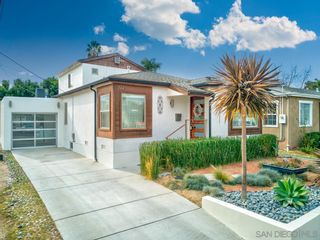 Photo 1: NORMAL HEIGHTS House for sale : 3 bedrooms : 3221 Copley Ave in San Diego