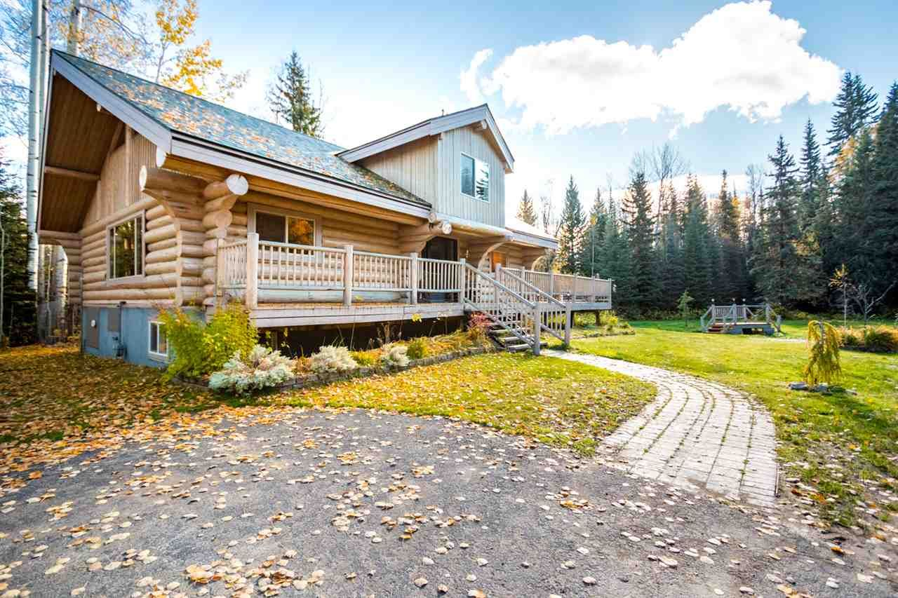 """Main Photo: 4985 MEADOWLARK Road in Prince George: Hobby Ranches House for sale in """"HOBBY RANCHES"""" (PG Rural North (Zone 76))  : MLS®# R2508540"""