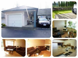 """Photo 1: 46 9088 HOLT Road in Surrey: Queen Mary Park Surrey Townhouse for sale in """"ASHLEY GROVE"""" : MLS®# F1434946"""