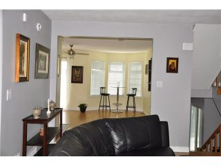 """Photo 3: 303 1180 FALCON Drive in Coquitlam: Eagle Ridge CQ Townhouse for sale in """"FALCON HEIGHTS"""" : MLS®# V1075683"""