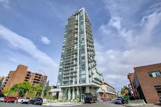 Photo 1: 1504 930 16 Avenue SW in Calgary: Beltline Apartment for sale : MLS®# A1142259