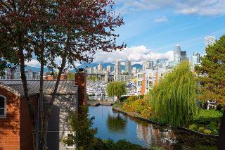 Photo 1: 311 1515 W 2ND Avenue in Vancouver: False Creek Condo for sale (Vancouver West)  : MLS®# R2625245