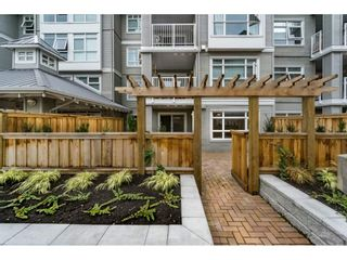 """Photo 1: 103 3136 ST JOHNS Street in Port Moody: Port Moody Centre Condo for sale in """"SONRISA"""" : MLS®# R2105055"""