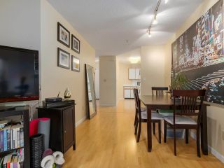 Photo 6: 208 1106 PACIFIC STREET in Vancouver: West End VW Condo for sale (Vancouver West)  : MLS®# R2072898
