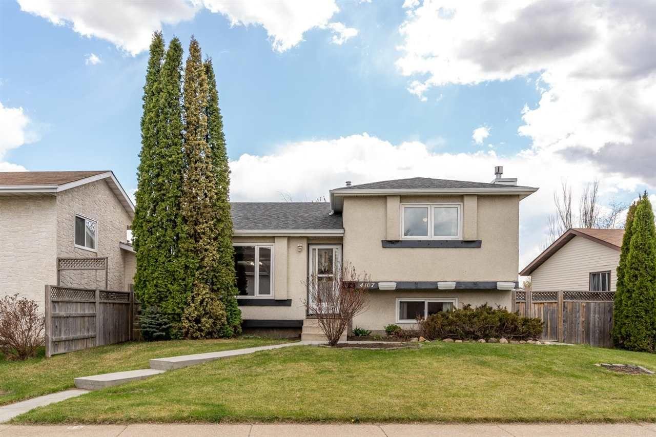 Main Photo: 4107 27 Avenue in Edmonton: Zone 29 House for sale : MLS®# E4244259