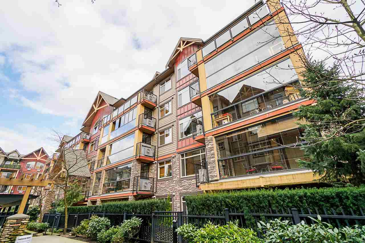 """Main Photo: 483 8288 207A Street in Langley: Willoughby Heights Condo for sale in """"WALNUT RIDGE"""" : MLS®# R2559580"""