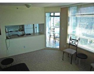 """Photo 6: 2209 438 SEYMOUR Street in Vancouver: Downtown VW Condo for sale in """"CONFERENCE PLAZA"""" (Vancouver West)  : MLS®# V669096"""
