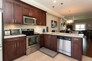 """Photo 6: 25 1130 EWEN Avenue in New Westminster: Queensborough Townhouse for sale in """"GLADSTONE PARK"""" : MLS®# R2192209"""