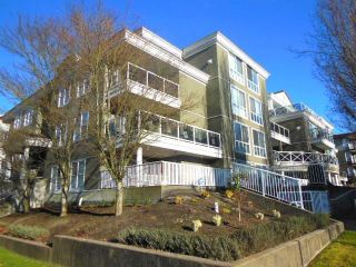 "Photo 1: # 210 2485 ATKINS AV in Port Coquitlam: Central Pt Coquitlam Condo for sale in ""THE ESPLANADE"" : MLS®# V1037424"