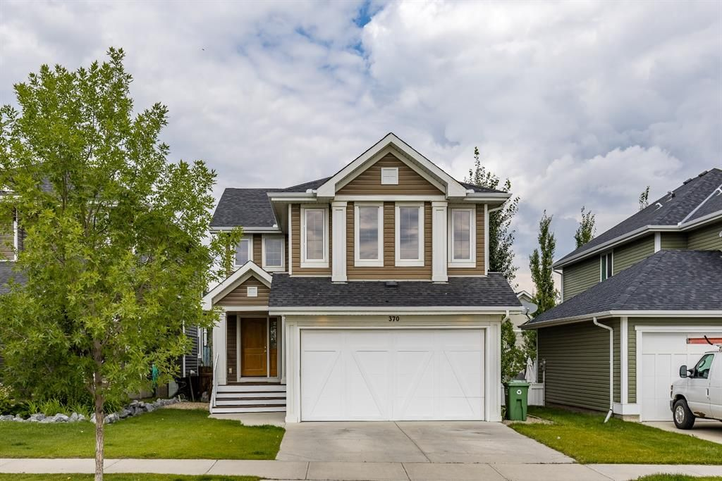 Main Photo: 370 River Heights Drive: Cochrane Detached for sale : MLS®# A1142492