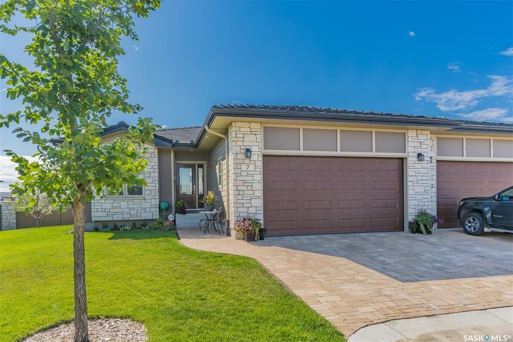 Main Photo: 7 315 Ledingham Drive in Saskatoon: Rosewood Residential for sale : MLS®# SK866725