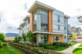 """Main Photo: 38 45615 TAMIHI Way in Sardis: Vedder S Watson-Promontory Townhouse for sale in """"EDGEMONT"""" : MLS®# R2348546"""