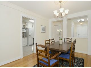 """Photo 6: 302 3088 W 41ST Avenue in Vancouver: Kerrisdale Condo for sale in """"THE LANESBOROUGH"""" (Vancouver West)  : MLS®# V1056854"""