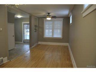 Photo 6: 159 Luxton Avenue in WINNIPEG: West Kildonan / Garden City Residential for sale (North West Winnipeg)  : MLS®# 1410226
