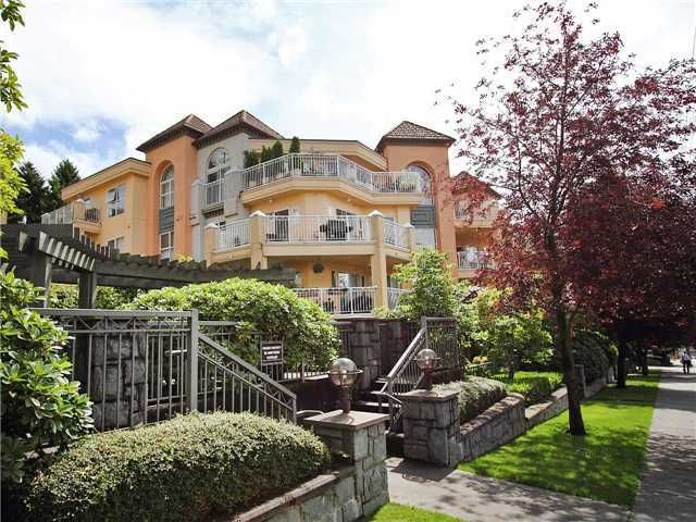 """Main Photo: # 404 519 12TH ST in New Westminster: Uptown NW Condo for sale in """"KINGSGATE HOUSE"""" : MLS®# V1020580"""