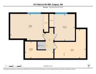 Photo 4: 613-615 Sabrina Road SW in Calgary: Southwood Duplex for sale : MLS®# A1096064