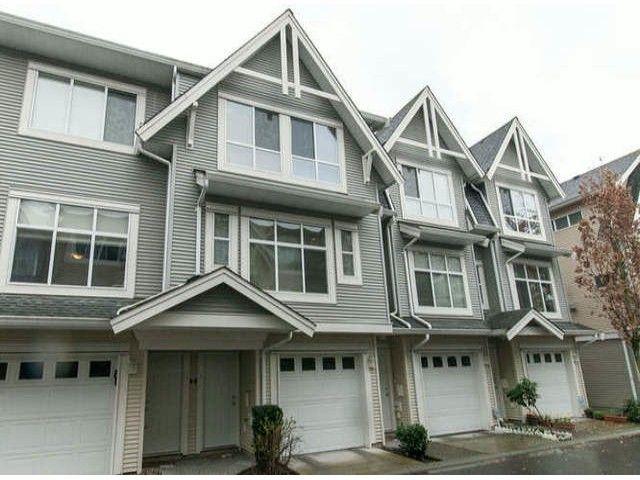 Main Photo: 18 6450 199 Street in Logan's Landing: Home for sale : MLS®# F1305726