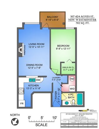 """Photo 28: 307 624 AGNES Street in New Westminster: Downtown NW Condo for sale in """"McKenzie Steps"""" : MLS®# R2601260"""