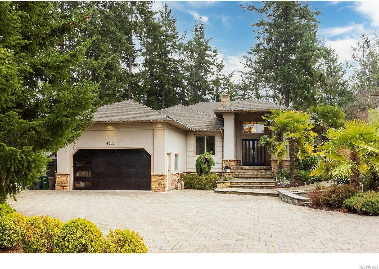 Main Photo: 5302 Sayward Hill Cres in : SE Cordova Bay House for sale (Saanich East)  : MLS®# 866083