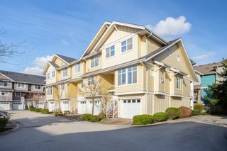 Photo 1: 4 935 Ewen Avenue in New Westminster: Queensborough Townhouse for sale