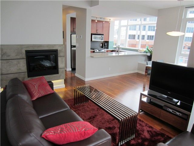 """Main Photo: 402 2055 YUKON Street in Vancouver: False Creek Condo for sale in """"MONTREUX"""" (Vancouver West)  : MLS®# V1051503"""