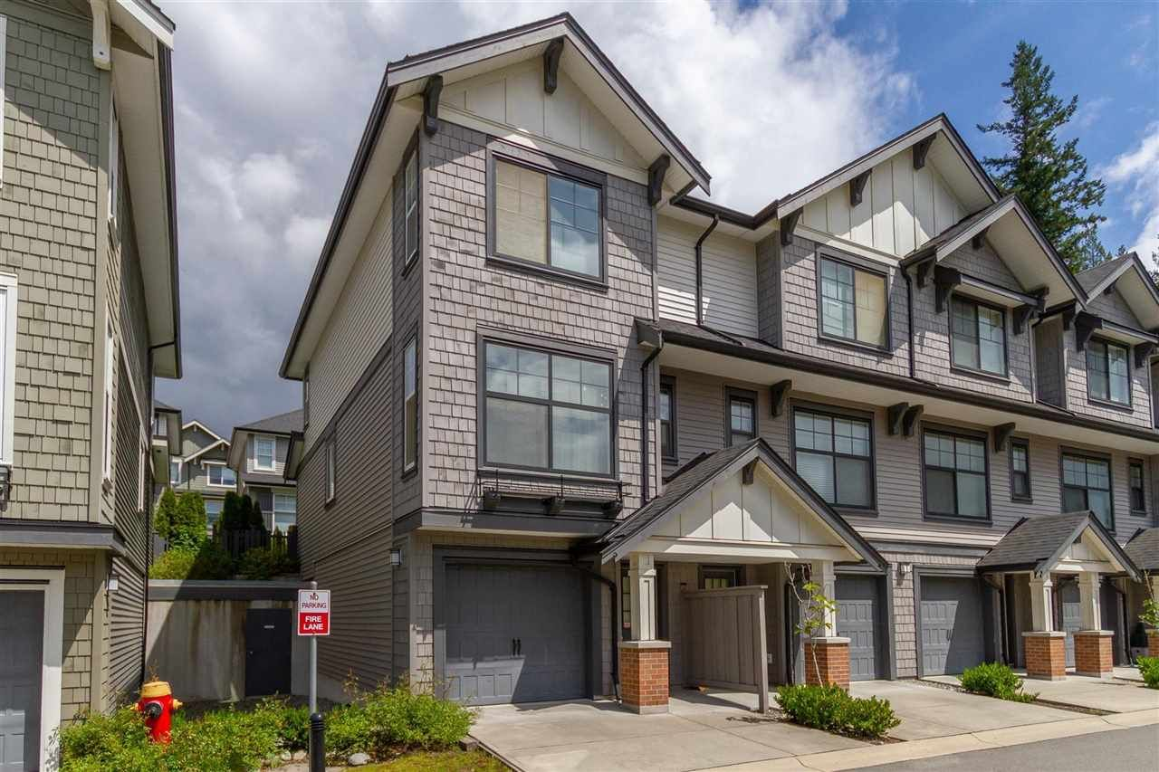 Main Photo: 18 3461 PRINCETON Avenue in Coquitlam: Burke Mountain Townhouse for sale : MLS®# R2584260
