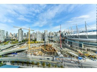 """Photo 17: 2002 918 COOPERAGE Way in Vancouver: Yaletown Condo for sale in """"MARINER"""" (Vancouver West)  : MLS®# V1116237"""