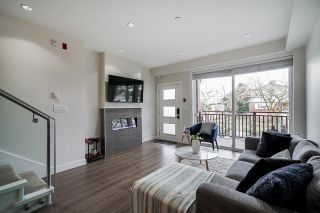 "Photo 2: 5013 SLOCAN Street in Vancouver: Collingwood VE Townhouse for sale in ""Slocan Lane"" (Vancouver East)  : MLS®# R2562412"