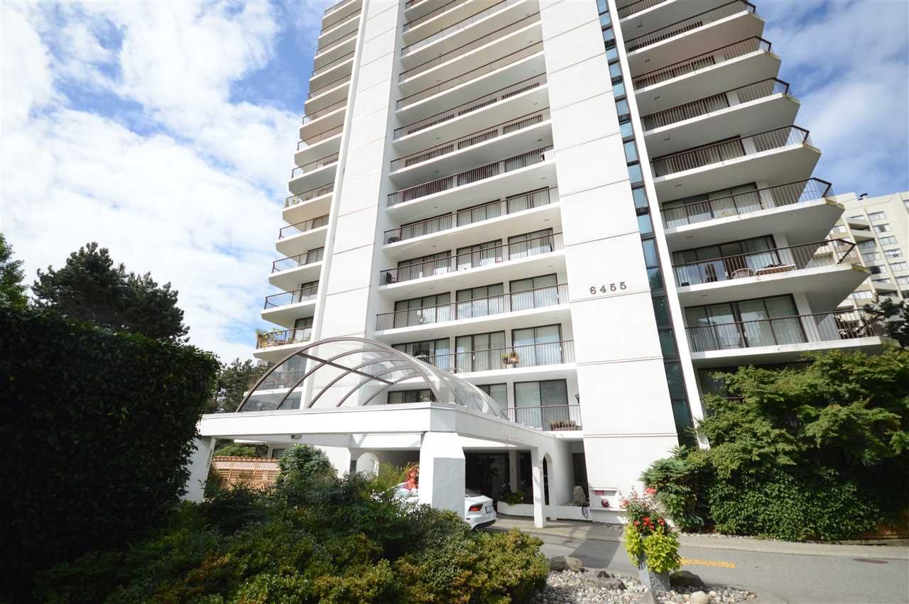 """Main Photo: 1505 6455 WILLINGDON Avenue in Burnaby: Metrotown Condo for sale in """"PARKSIDE MANOR"""" (Burnaby South)  : MLS®# R2200775"""