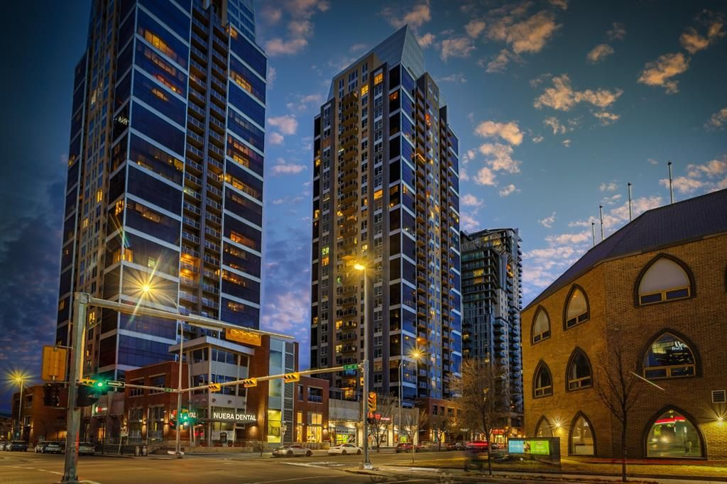Main Photo: 2907 1320 1 Street SE in Calgary: Beltline Apartment for sale : MLS®# A1094479