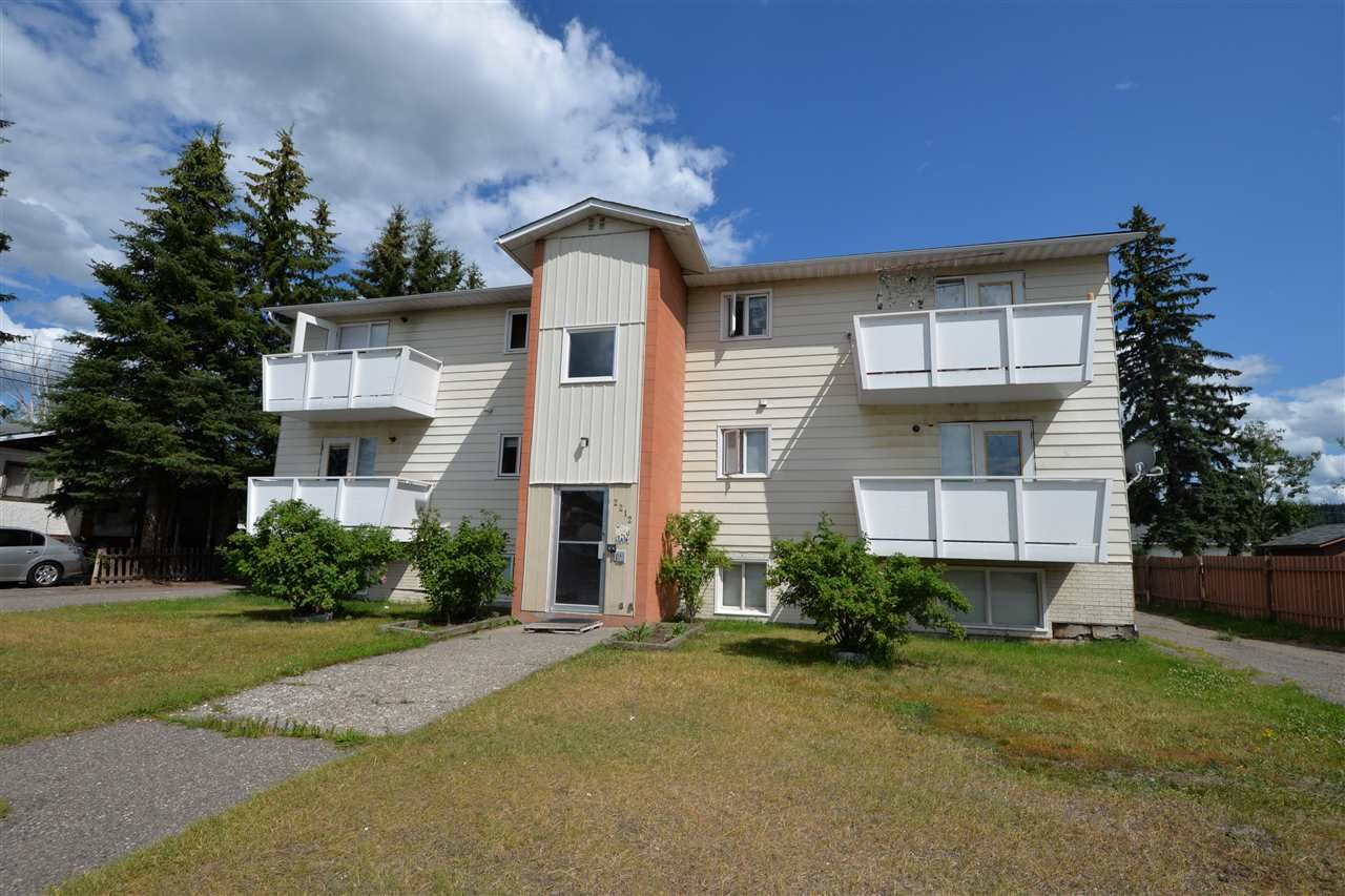 Main Photo: 2212 REDWOOD Street in Prince George: VLA Multi-Family Commercial for sale (PG City Central (Zone 72))  : MLS®# C8037290