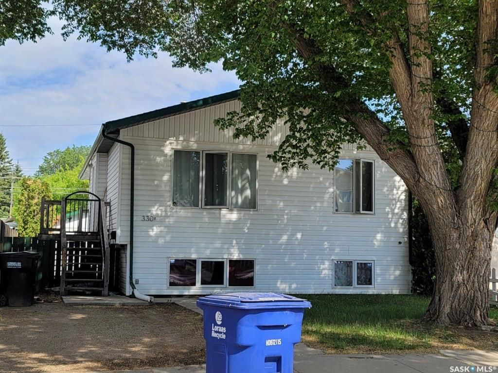 Main Photo: 330B X Avenue South in Saskatoon: Meadowgreen Residential for sale : MLS®# SK858623