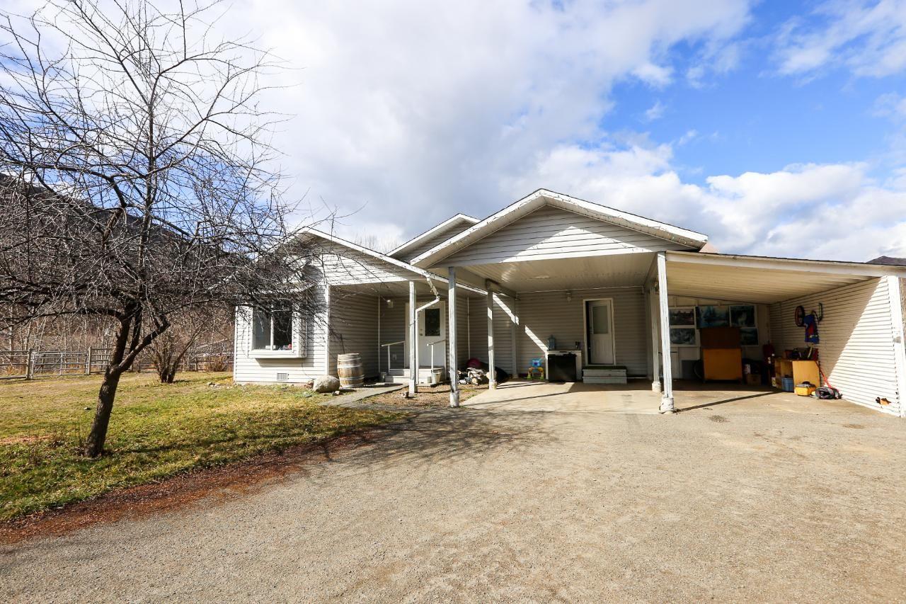 Main Photo: 3652 Hart Road in Louis Creek: BA House for sale (NE)  : MLS®# 161107