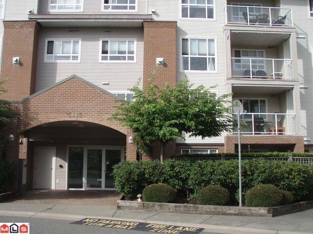"Main Photo: 210 15885 84TH Avenue in Surrey: Fleetwood Tynehead Condo for sale in ""Abby Road"" : MLS®# F1023767"