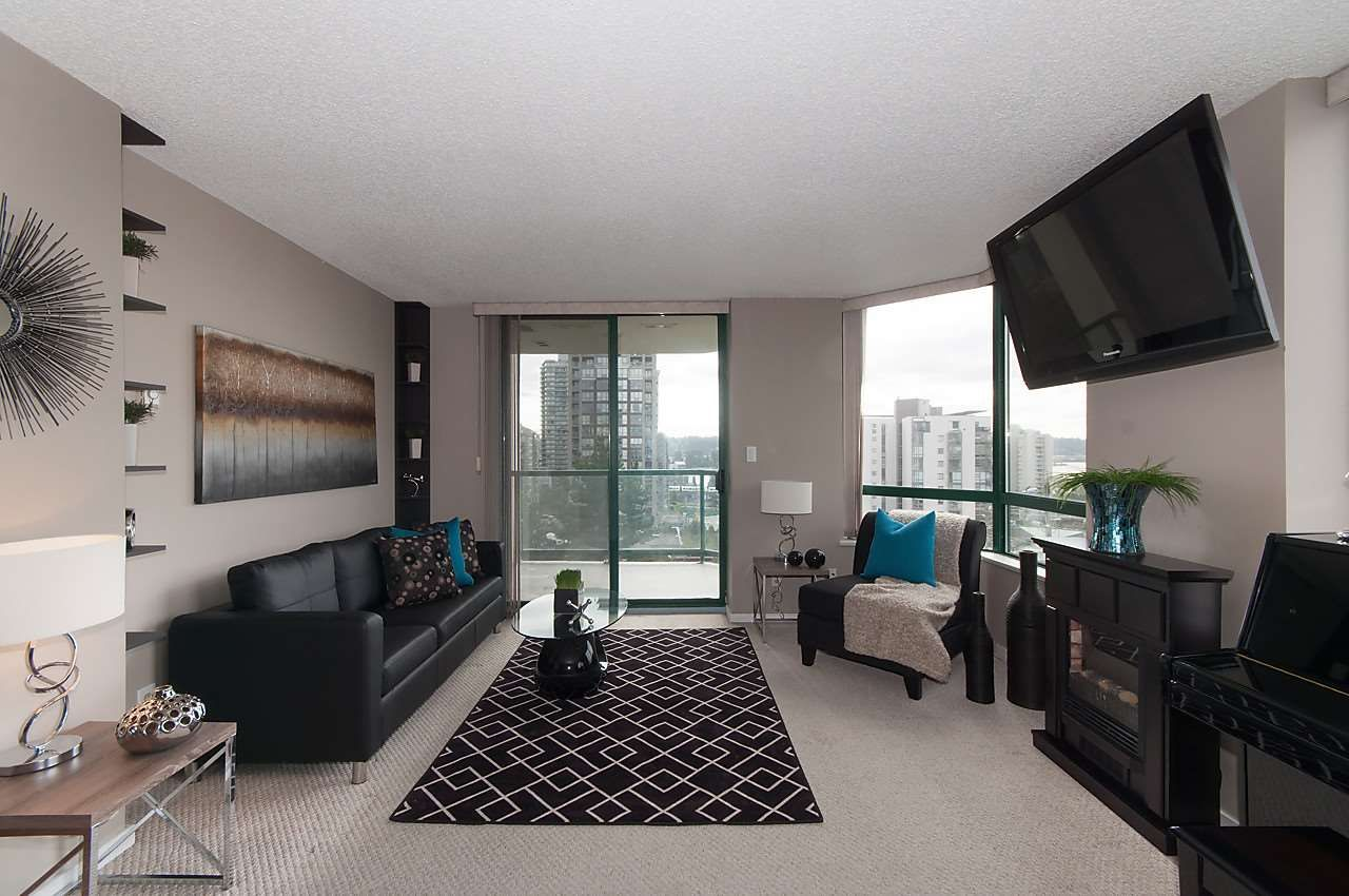 Main Photo: 403 121 TENTH STREET in New Westminster: Uptown NW Condo for sale : MLS®# R2112631