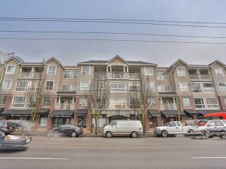 "Photo 2: 301 3333 W 4TH Avenue in Vancouver: Kitsilano Condo for sale in ""BLENHEIM TERRACE"" (Vancouver West)  : MLS®# V1050327"