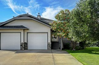 Photo 1: 14 Crystal Ridge Cove: Strathmore Semi Detached for sale : MLS®# A1142513