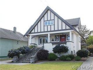 Photo 1: 50 Howe St in VICTORIA: Vi Fairfield West House for sale (Victoria)  : MLS®# 590110