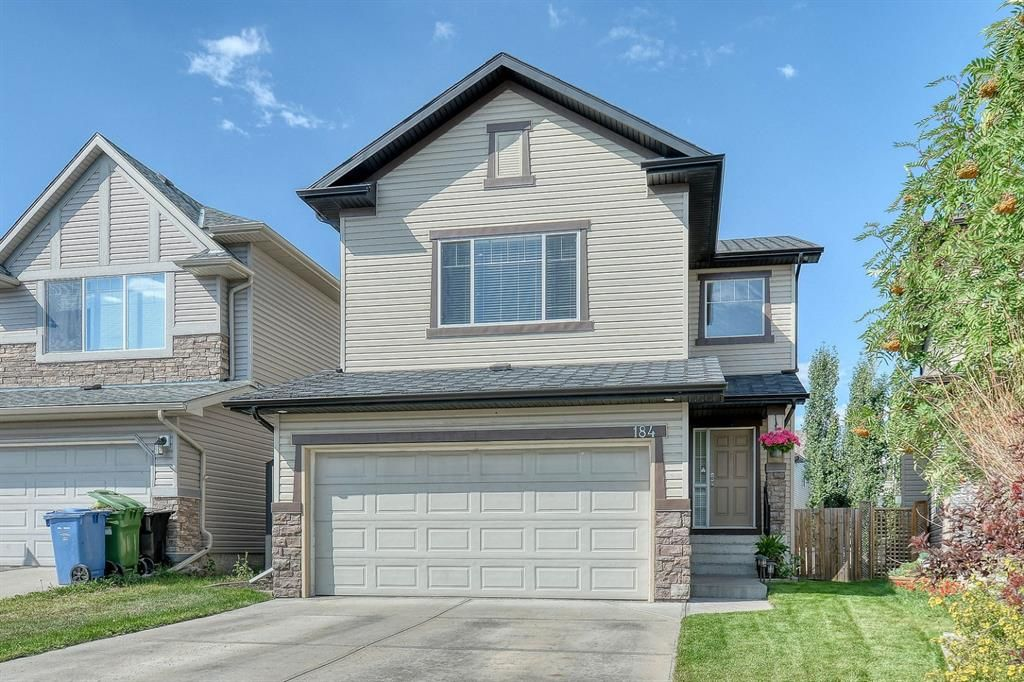 Main Photo: 184 EVEROAK Close SW in Calgary: Evergreen Detached for sale : MLS®# A1025085
