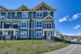 Photo 34: 2206 881 Sage Valley Boulevard NW in Calgary: Sage Hill Row/Townhouse for sale : MLS®# A1107125