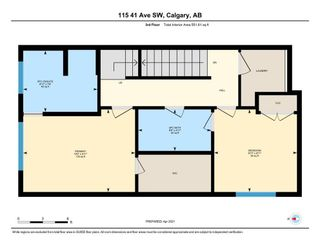 Photo 41: 115 41 Avenue SW in Calgary: Parkhill Row/Townhouse for sale : MLS®# A1100085