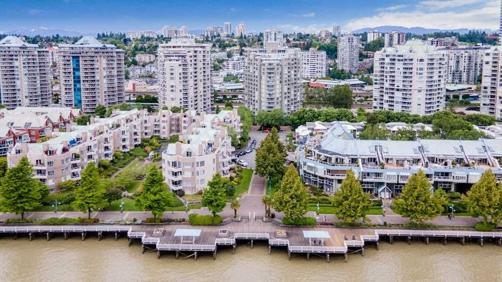 """Main Photo: 105 1135 QUAYSIDE Drive in New Westminster: Quay Condo for sale in """"ANCHOR POINTE"""" : MLS®# R2587882"""